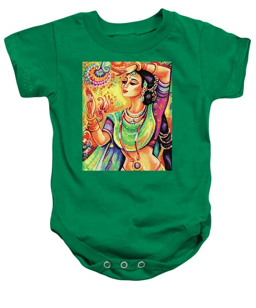 The Dance Of Tara Baby Onesie
