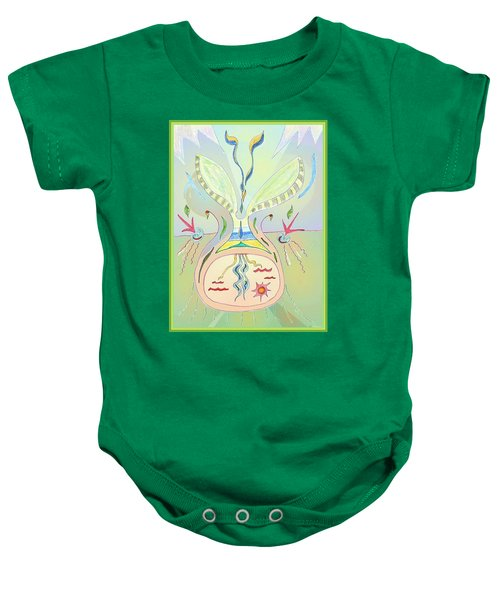 Thought Seed Baby Onesie