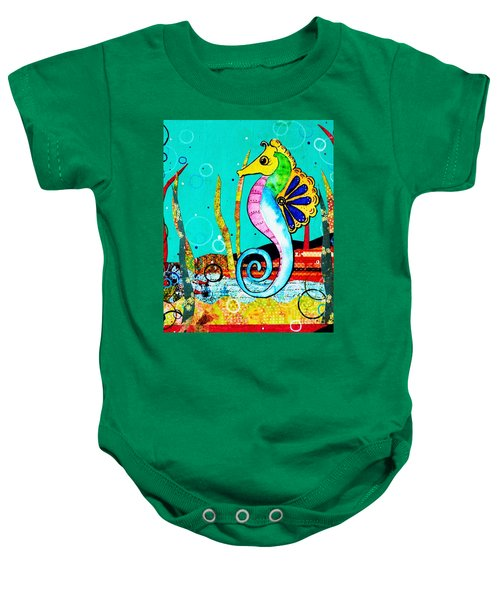 Under The Sea Baby Onesie