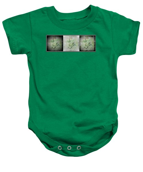 Wildlife In A Storm Baby Onesie