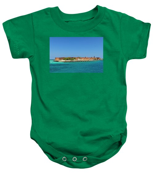 Fort Jefferson, Dry Tortugas National Park Baby Onesie