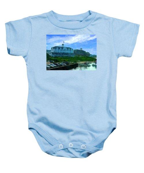 Block Island Baby Onesie