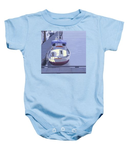 Evening At Port Hardy Baby Onesie