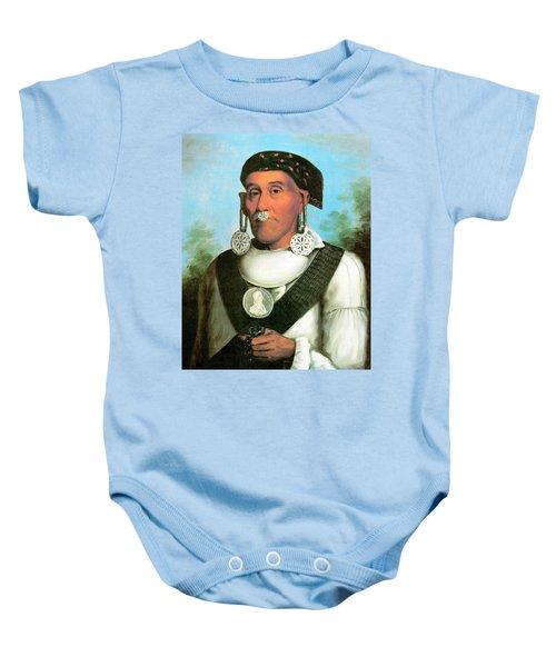 George Lowrey Baby Onesie
