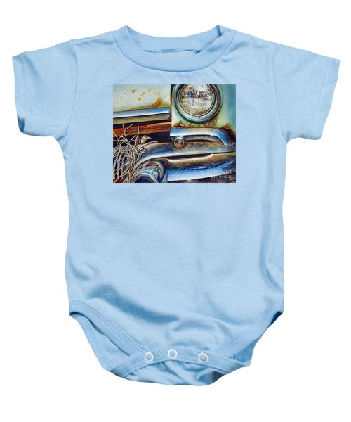 In The Beaten Path Baby Onesie