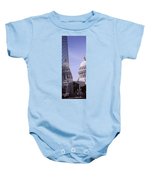 Low Angle View Of A Government Baby Onesie by Panoramic Images