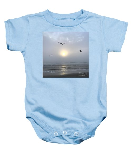 Moment Of Grace Baby Onesie