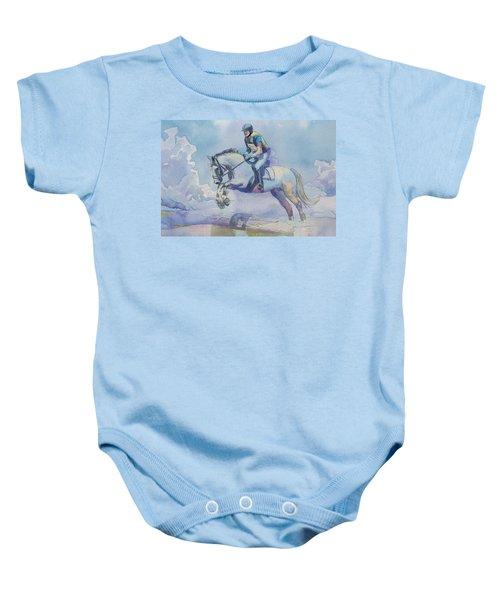 Polo Art Baby Onesie