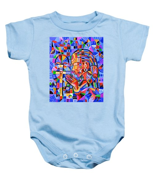 Prayer Baby Onesie