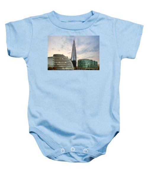 London Baby Onesie by Joana Kruse