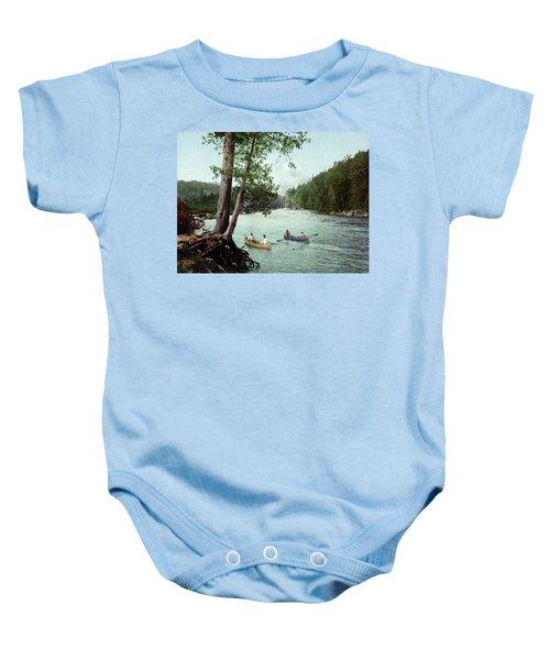 Adirondacks, C1902 Baby Onesie