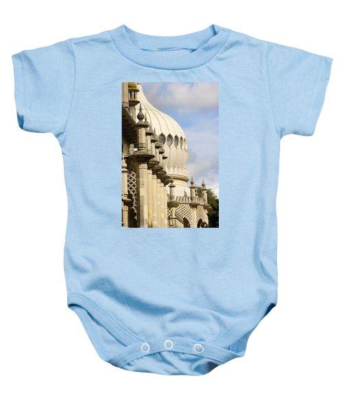 Royal Pavilion Brighton Baby Onesie