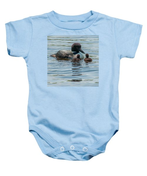 The First Lesson Baby Onesie