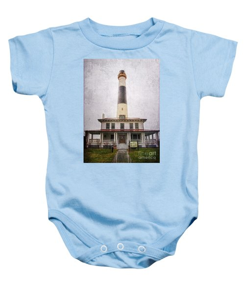 Absecon Lighthouse Baby Onesie