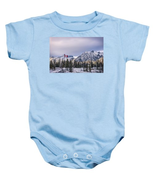 Ageless Northern Spirit Baby Onesie