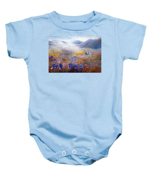 All In A Dream - Impressionism Baby Onesie