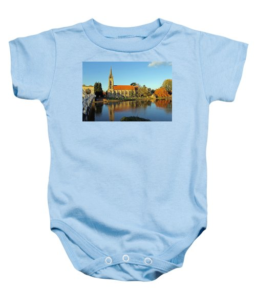 All Saints Church Marlow Baby Onesie