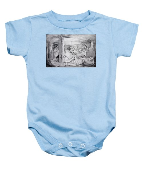 Alpha And Omega - The Reconstruction Of Bogomils Universe Baby Onesie