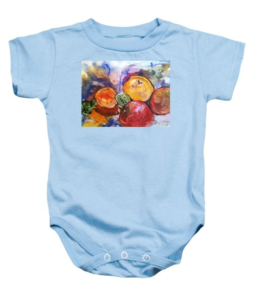 Appetite For Color Baby Onesie