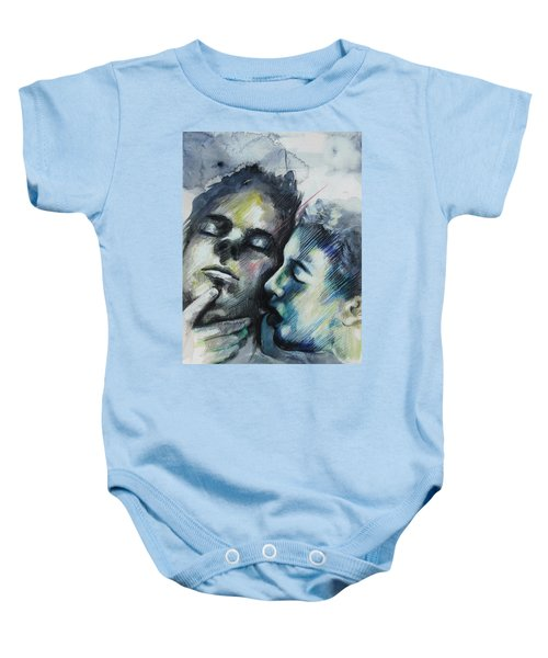 Aquatic Dreams Baby Onesie