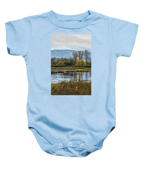 Autumn Haven Baby Onesie