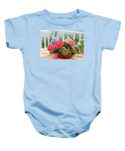 Avocados Baby Onesie