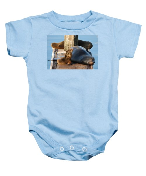 Baby And Me  Baby Onesie