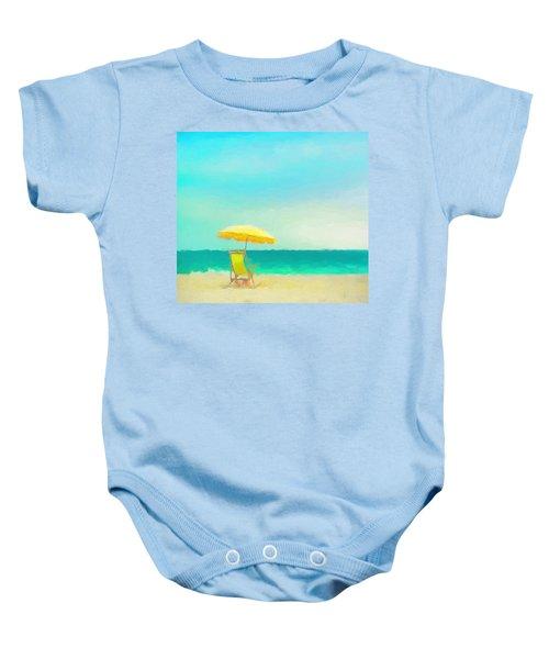 Got Beach? Baby Onesie