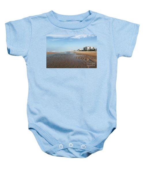 Beach Vista Baby Onesie