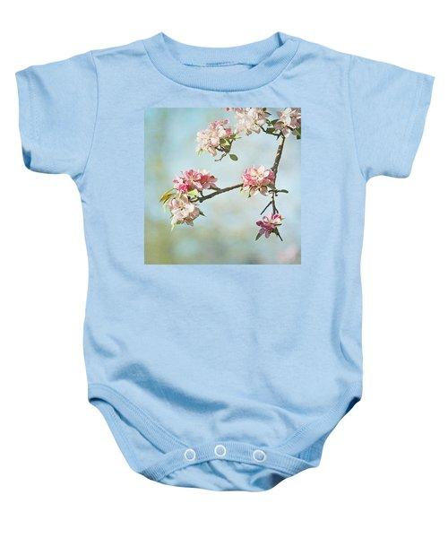 Blossom Branch Baby Onesie