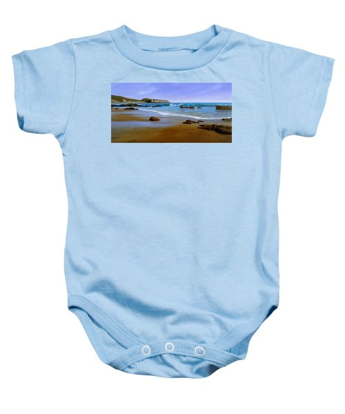 California Coast Baby Onesie