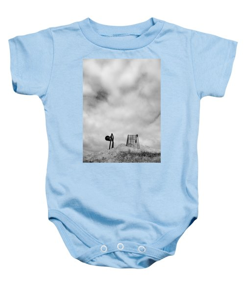 Cart Art No. 10 Baby Onesie