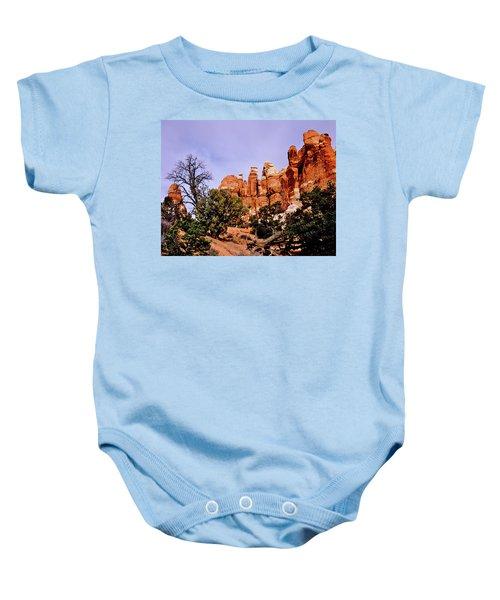 Chesler Park Pinnacles Baby Onesie