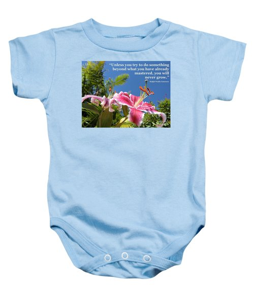Choose Your Quote Choose Your Picture 18 Baby Onesie
