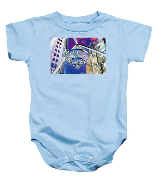 Cleveland Playhouse Square Outdoor Chandelier - 1 Baby Onesie