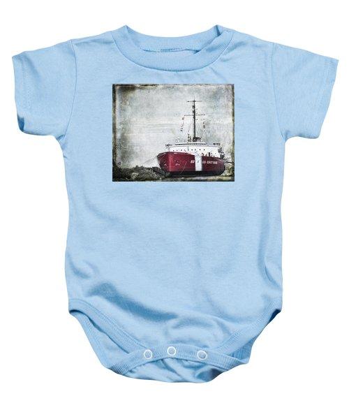 Coast Guard Baby Onesie