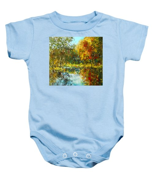 Colorful Dreams Baby Onesie
