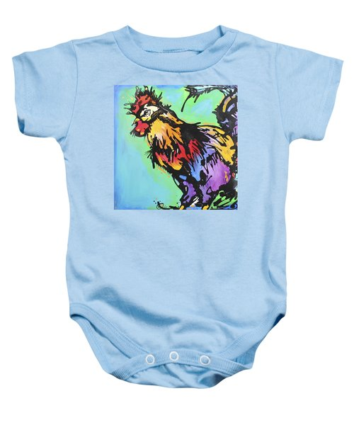 Country Blues Baby Onesie