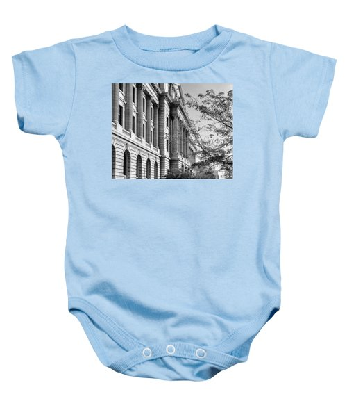 Cuyahoga County Court House Baby Onesie