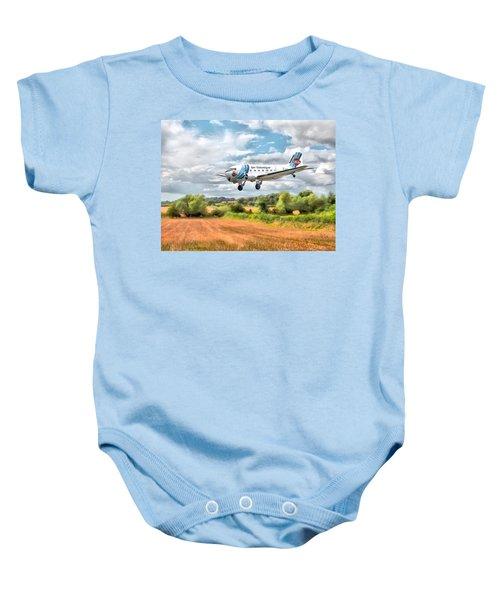 Dakota - Cleared To Land Baby Onesie