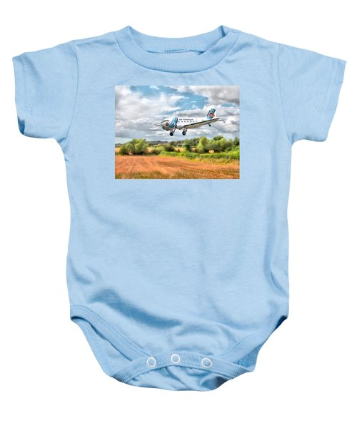 Dakota - Cleared To Land Baby Onesie