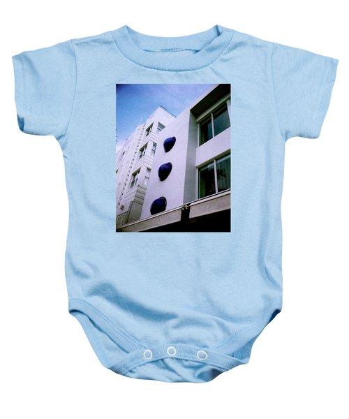 Deco Drive Polaroid Baby Onesie