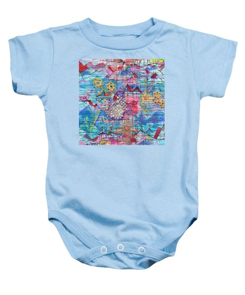 Density Of States Baby Onesie