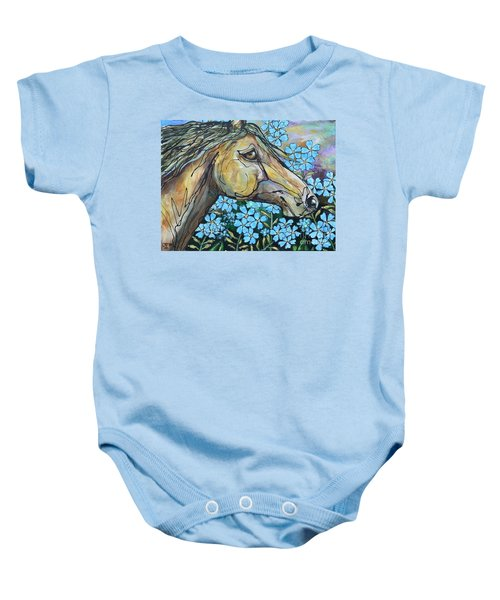 Don't Forget Me Baby Onesie