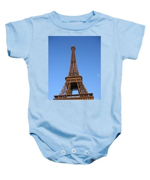 Eiffel Tower 2005 Ville Candidate Baby Onesie