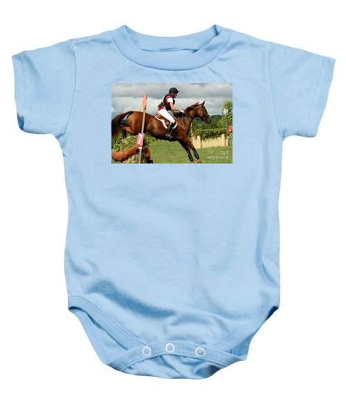 End Of The Jump Baby Onesie