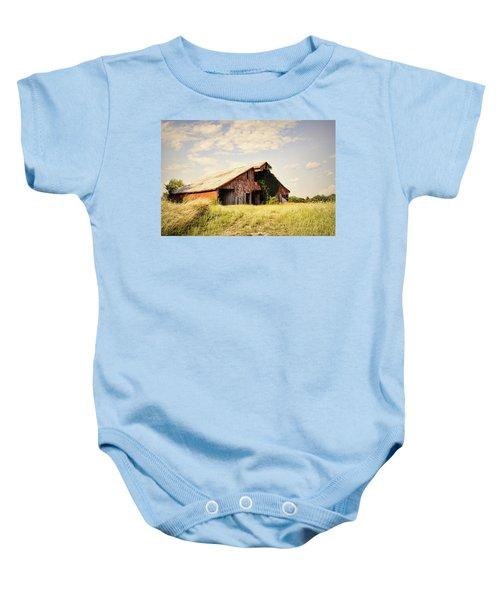 Englewood Barn Baby Onesie