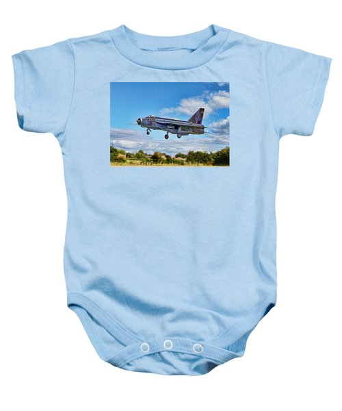 English Electric Lightning Baby Onesie