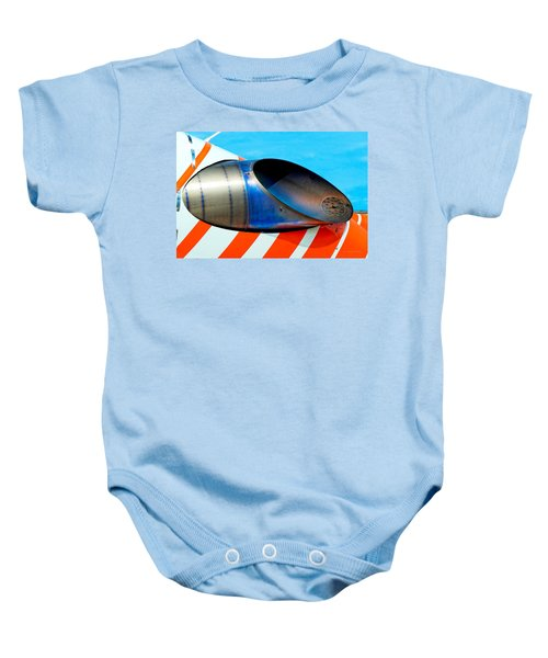 Exhausted Baby Onesie