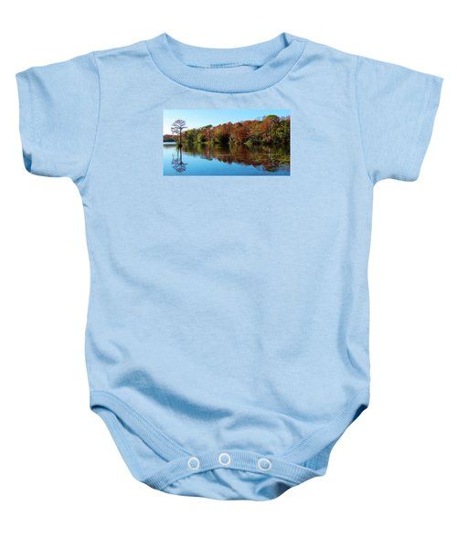 Fall In The Air Baby Onesie